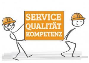 Service - Qualitt - Kompetenz