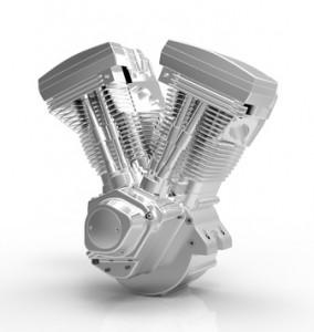 Glasperlenstrahlen in der Motorenindustrie