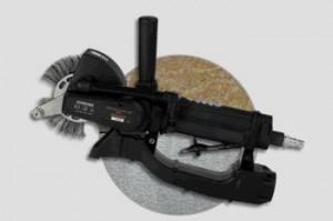 Der Bristle Blaster von Monti ist eine echte Alternative zum Sandstrahlen